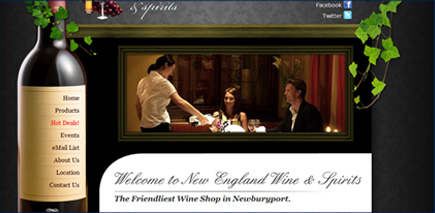 New England Wine and Spirits