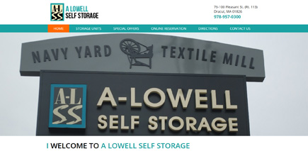 A Lowell Self Storage